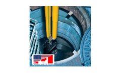 PortaZoom - Sewer Inspection Camera
