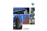 Version iTWO - Construction Planninq and Execution Software- Brochure