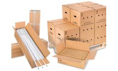 Corrugated Cardboard Dangerous Goods Packaging