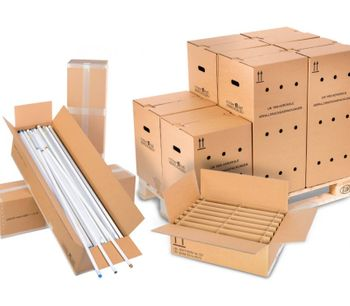 Corrugated Cardboard Dangerous Goods Packaging