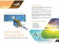 AWA - Model EX 3000-301 & EX 3000-302 - Gas Analyser - Brochure