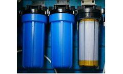 Aqua Clear - Cartridge and Bag Filters