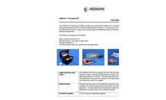 QwikLite - Accessory Kit Brochure