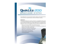 QwikLite - Disposable Test Kits Brochure