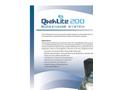 QwikLite - Model 200 Series - Biosensor System Brochure