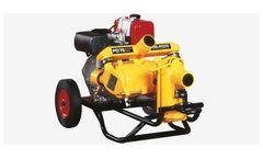 Model PD 75 - Positive Displacement Pumps