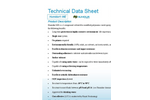 Humidur Products Technical Data Sheet