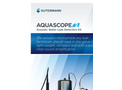 AquaScope - Model 2 - Acoustic Water Leak Listening Devices
