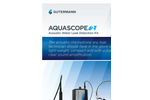 AquaScope - Model 2 - Acoustic Listening Device - Brochure