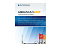 AquaScan - Model 610 - Leak Noise Correlator - Brochure