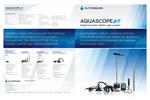 Gutermann AquaScope - Model 3 - Electronic Listening Stick - Brochure