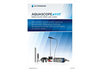 AquaScope - Model 550 - Digital Acoustic Water Leak Locator - Brochure