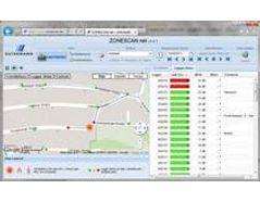 Zonescan NET screen shot