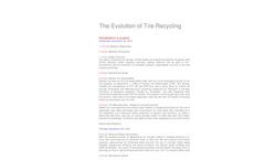2010 Rubber Recycling Symposium Program