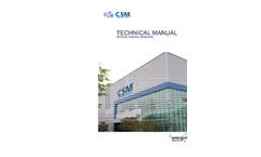 Reverse Osmosis Membrane - Technical Manual