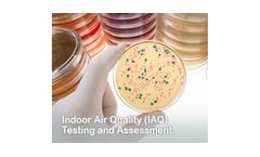 Indoor Air Quality (IAQ) Testing and Assessment Services