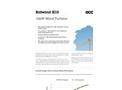 Britwind - Model H15 - Small Wind Turbine Brochure
