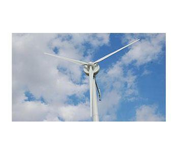 Britwind - Model H15 - Small Wind Turbine