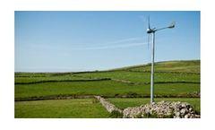Britwind - Model R9000 - Small Wind Turbine