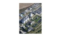 Biological waste water treatment plants solutions for municipalities