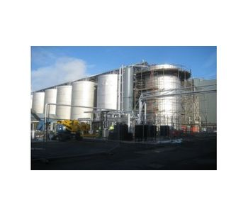 HydroThane STP - Model ECSB - External Circulation Sludge Bed Process System