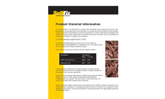 SpillFix Product Material Information