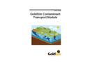 GoldSim - Contaminant Transport Module - Brochure