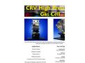 CRV High Pressure Gas Cell Brochure