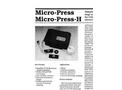 Micropress Brochure