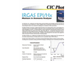 IRGAS EPI/Hx Moisture in Ammonia Analyzer Specifications