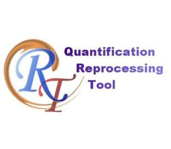 Quantification Reprocessing Tool