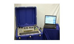 IRGAS - Model EPI/Hx - Moisture in Ammonia Analyzer