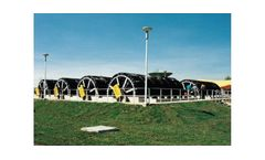 KEE - Large Sized RBC Managed-Flow Wastewater Treatment Plants