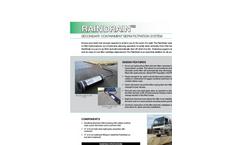 Rain Drains Brochuure