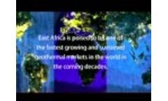 Theme Song - 4th African Rift Geothermal Conference (ARGeo C-4) (still) Video