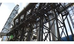 ACS installation at Glowood 100,000ton/y pellet plant achieves 12mg/Nm3 - Case Study