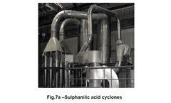 Fine particle capture in biomass boilers with recirculating gas cyclones: Theory and practice