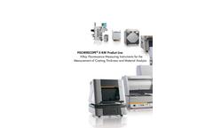 Full X-RAY Program - Brochure