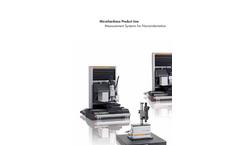 FischerScope - Model HM2000 - Brochure