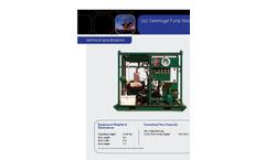 2x2 Centrifugal Pump Brochure