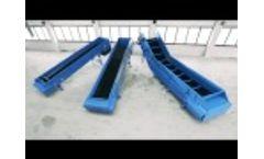 Eggersmann belt conveyors - Video