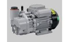 Rotomil - Lubricated Rotary Vane Pumps