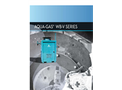 AQUA-GAS - Model WB-H - Gas Fired Heater Brochure