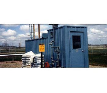 AQUA-GAS - Model WB-H - Gas Fired Heater