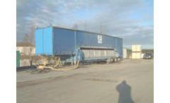 d-Water: Mobile Sludge Dewatering System