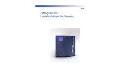 Model N6P/N61P - Nitrogen Generator Brochure