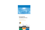 Environmental Consultancy Services Brochure