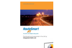 RouteSmart - Round and Route Optimisation Software Brochure