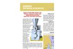 ARDE - Model D-1000 - Powder Into Liquid Dispersher - Brochure