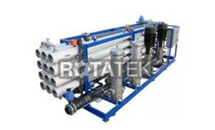 Rotapur - Model 800 Series - Reverse Osmosis Systems